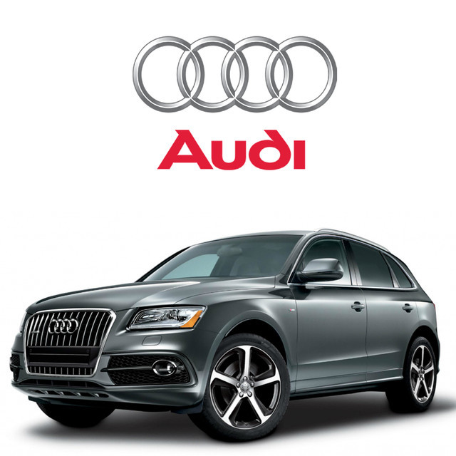 Защита двигателя и КПП для Audi