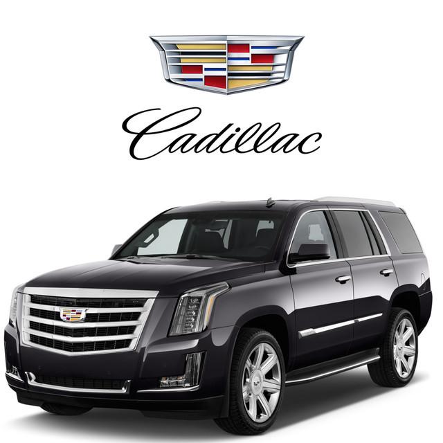Защита двигателя и КПП для Cadillac