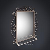 Кованные зеркала
