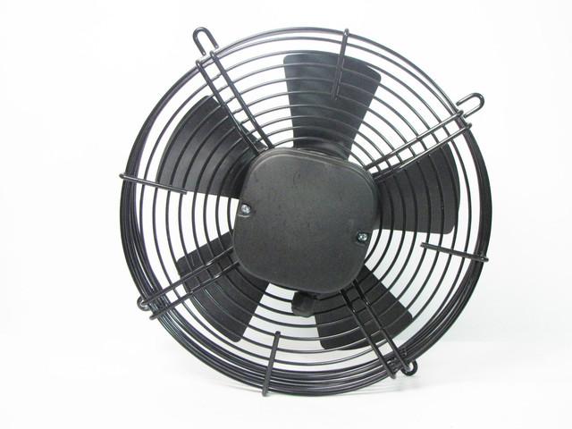 Вытяжной осевой вентилятор промышленный