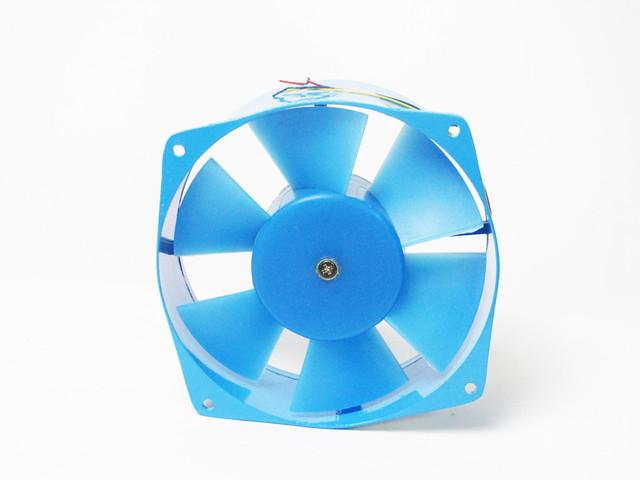 Реверсивный осевой вентилятор (приточно-вытяжной)