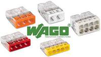 WAGO. Клеммы для электромонтажа