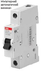 Автоматические выключатели ABB basic M, характеристика С