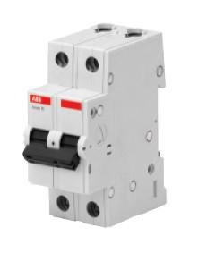 Автоматические выключатели ABB basic M, характеристика В
