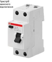 Устройства защитного отключения basic M ABB, AC