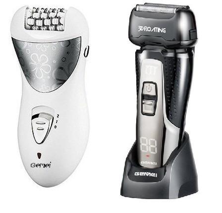 Инструменты для удаления волос