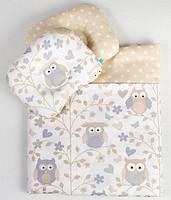 Детское постельное белье в колыбель