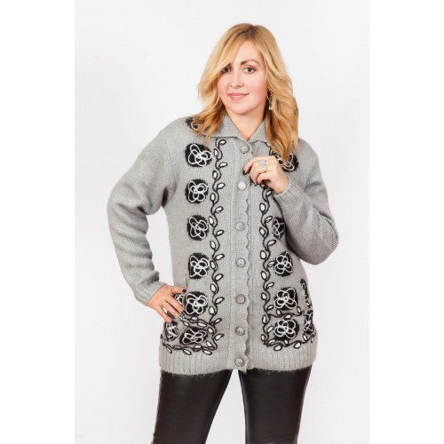 Теплые кофты свитера