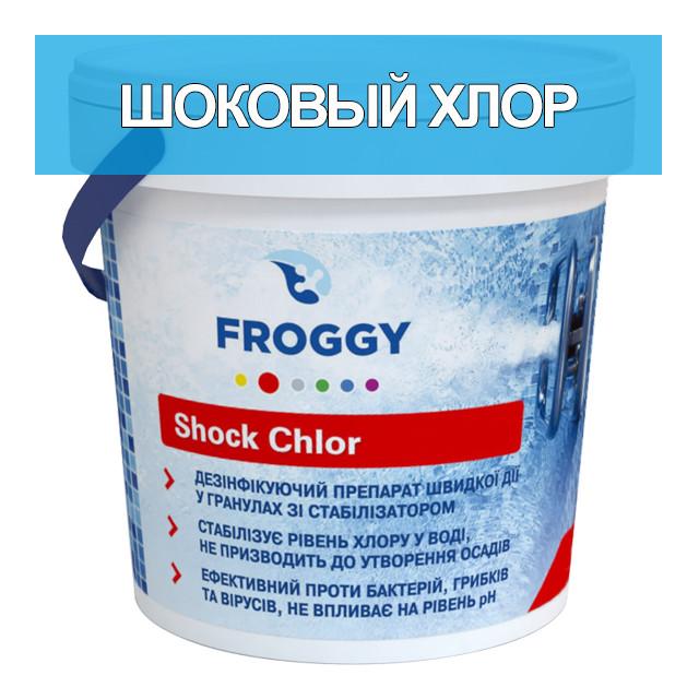 Шоковый хлор