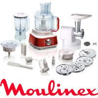 Запчасти для комбайна Moulinex