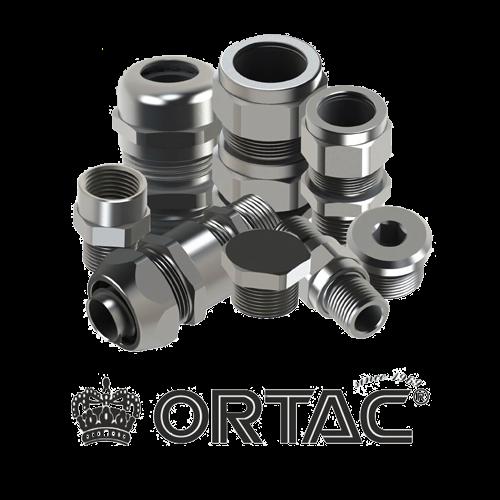 Металлические кабельные вводы Ortac
