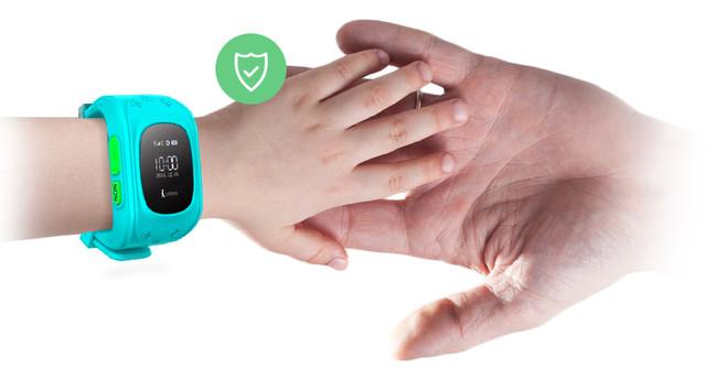 Детские умные часы Motto с GPS трекером