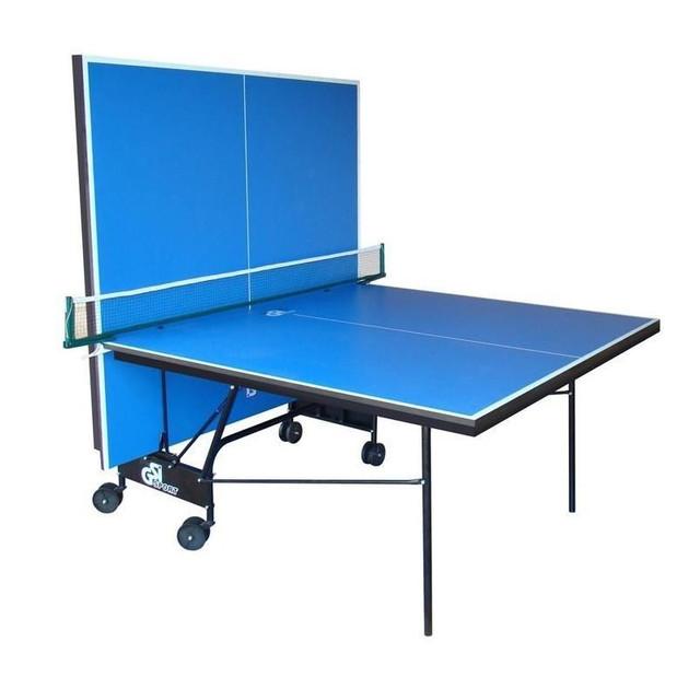 Тенисные столы для закрытых помещений