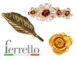 Мебельные ручки Ferretto (Италия)
