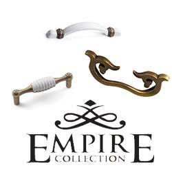 Ручки мебельные Cebi Empire Collection (Турция)