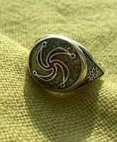 Перстень Символ Рода и Алатырь