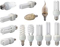 Лампы компактные люминесцентные высокой мощьности