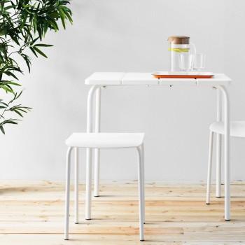 Садовая столовая мебель