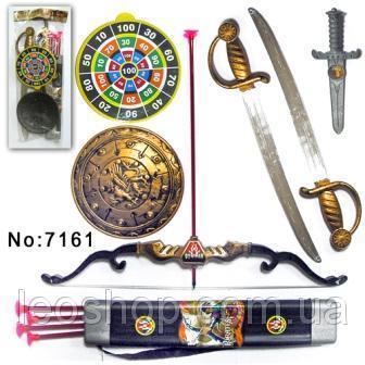 Дитячі арбалети, луки та мечі